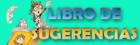 LIBRO DE SUGERENCIAS