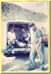 papa et su pesca .julio 1990