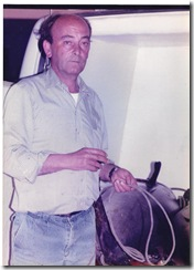 papa et su pesca marzo 1988..