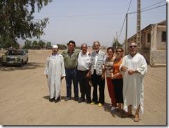 Con el Vivo el Muerto, Hassan y  Mohamed