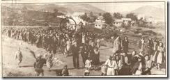 La procesion en Uixan
