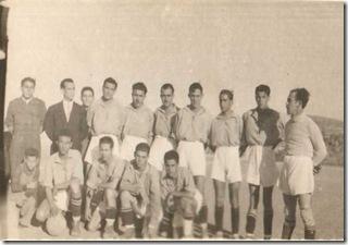 UIXAN C.F. - 1949-50