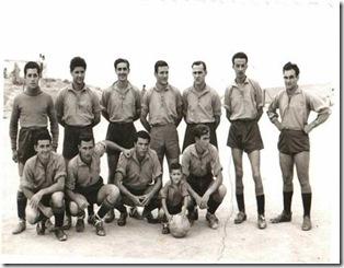 UIXAN C.F. - 1950