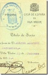 Socio Casa España