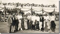 Toros en Nador 17 julio 1933