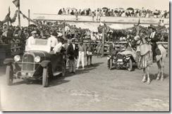 Toros en Nador 1933