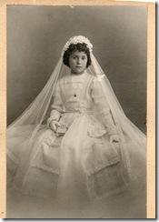1934 Suami de comunion