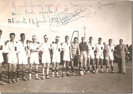 Fotos del equipo de futbol de Nador años 1940 003