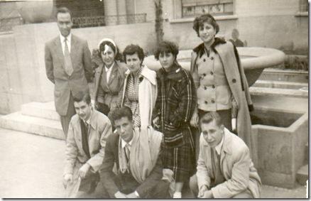 Viaje a Usda 1954