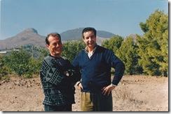 Himmi Kharbachi y Fernando