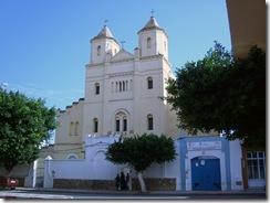 Fachada Iglesia Nador