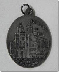 iglesia de nador inugurada el 8 diciembre de 1921
